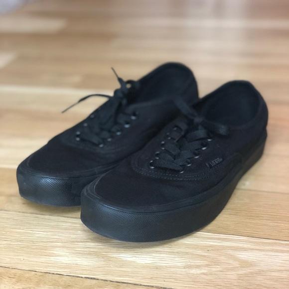 79a3cdc9dbd Vans Shoes - Vans Canvas Authentic Lite
